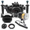 Nauticam Sony A7 II Housing and WWL-1 Lens Package