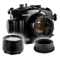 Fantasea Sony A6400 Housing, Port and Lens Gears Package