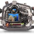 Ikelite Canon 7D Underwater Housing back #6871.07