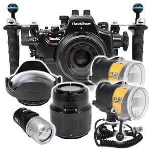 Nauticam Sony A7 II Ultimate Underwater Housing Package