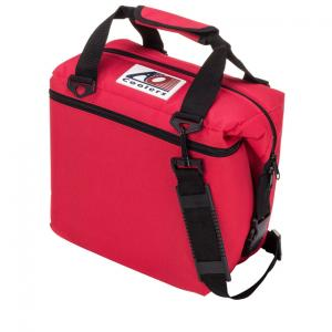 AO Cooler Bag / Portable Rinse Tank -12 Pack Red