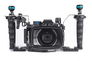 Nauticam Sony RX100 VI Housing Pro Package