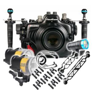 Nauticam Canon 5D Mark IV Ultimate Underwater Package
