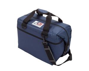 AO Cooler Bag / Portable Rinse Tank - 24 pack Navy Blue