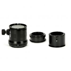 Nauticam 12-50mm Port and Zoom Gear Set (for Nauticam GH5)