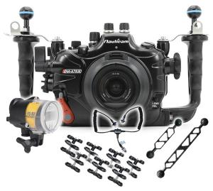 Nauticam Sony A7R III Ultimate Underwater Housing Package