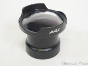 AOI 4 Inch Glass Semi-Dome Port for Olympus PEN Housing - DLP-03