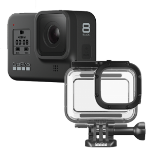 GoPro Hero8 Black with Protective Case