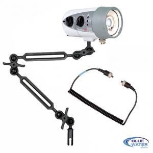 Ikelite DS-160 Strobe, Arm and Sync Cord Package