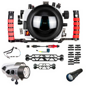 Ikelite Canon EOS R5 Ultimate Package