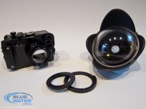 Dyron 16mm Fisheye and Quick Adapter