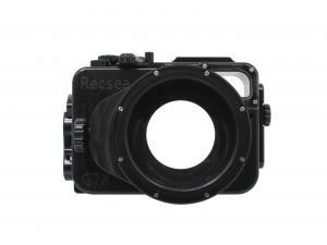 Recsea Canon G7X Mark II CW Polycarbonate Underwater Housing