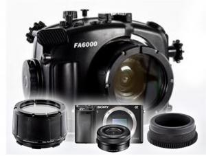 Fantasea Sony A6000 Awesome Package