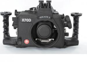 Aquatica A70D Underwater Housing For The Canon 70D