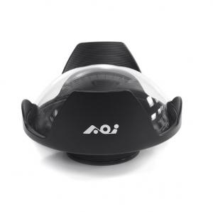 AOI Acrylic 8 Inch Dome Port for Olympus OMD Housing DLP-08