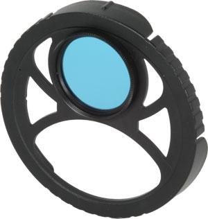 Cyan Filter for Light and Motion Sola 4000 Video Light LM800-0162
