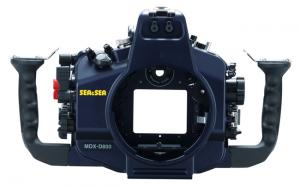 Sea & Sea MDX-D800 Underwater Housing