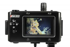 Nauticam Housing for SmallHD 501, 502 Monitor with SDI Input Support