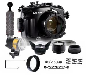 Ultimate Fantasea A6400 Package