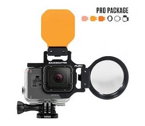 FLIP7 Pro Package with Shallow, Dive, Deep Filters and +15 Macro Lens