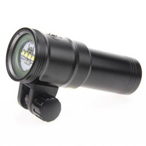 I-torch video Pro6+ video & focus light, with red and Ultraviolet lights