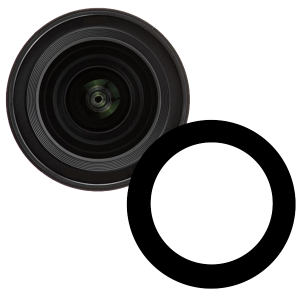 Ikelite Anti-Reflection Ring for Sigma 15mm Lens