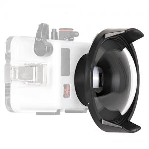 Ikelite DC4 6 Inch Dome for Compact Camera Housings