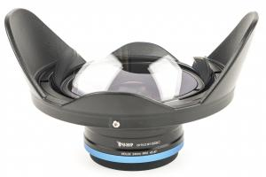 Kraken Sports KRL-02 Wet Wide Angle Lens, 52mm