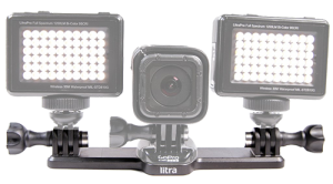 LITRA Triple Mount - Sample Mounting