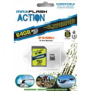 MAX-Flash Hyperspeed 64GB micro SD card