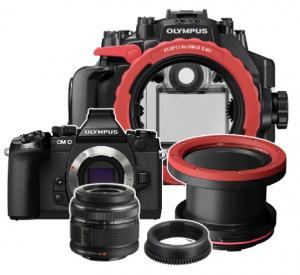 Olympus OM-D E-M1 Housing & Camera Bundle - SALE 45% off