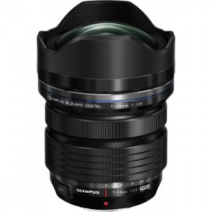 Olympus 7-14mm F2.8 wide-angle lens