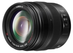 Panasonic Lumix 12-35mm lens
