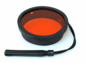 ikelite red filter for wide-angle lens 6441.42