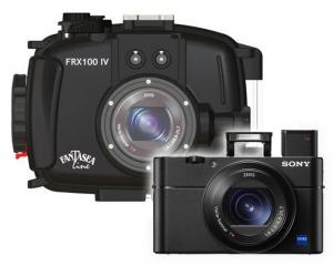 Fantasea Sony RX100 V Housing and Camera Bundle