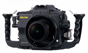 Sea & Sea Canon 6D underwater housing MDX-6D SS-06166
