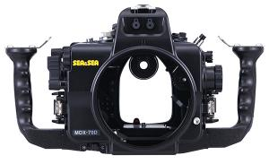 Sea & Sea MDX-70D Underwater Housing For Canon 70D