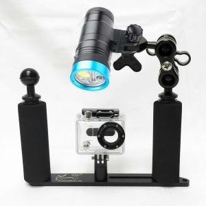 "Kraken ""Best Quality"" Underwater Single Light Package for GoPro, Paralenz"