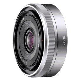 Sony 16mm Pancake Lens E-Mount