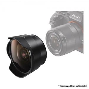Sony FE Fisheye conversion lens + 28mm F2 lens package