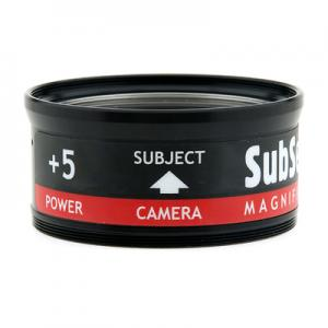 USED: SubSee +5 Diopter