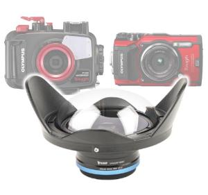 Kraken KRL-02 Lens Package for Olympus TG-5 and PT-058 Housing