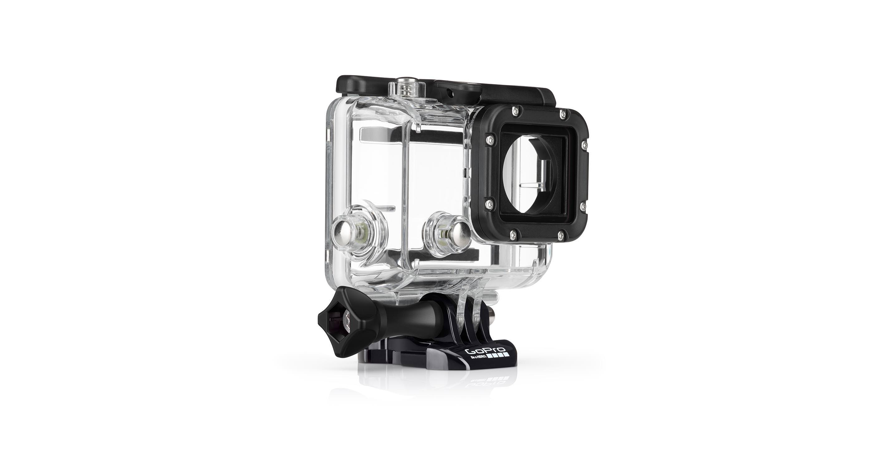 Underwater Standard Housing Case Lens Replacement for GoPro Hero 3 4