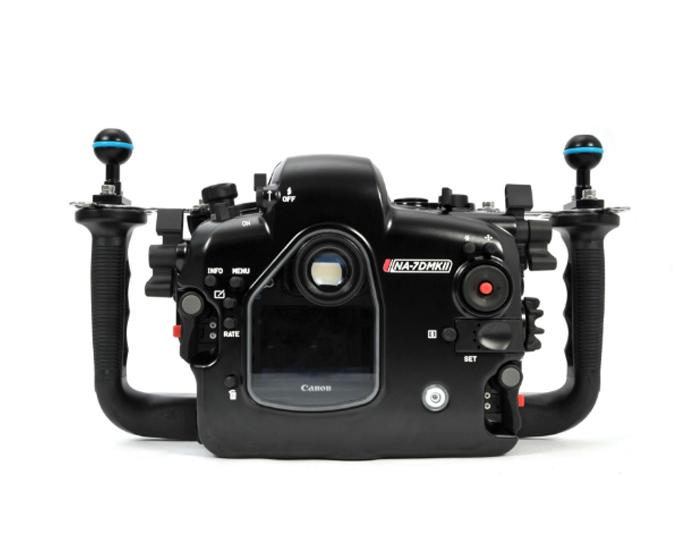Nauticam Canon 7D Mark II Underwater Housing