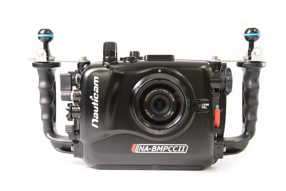 Nauticam Blackmagic Pocket Cinema Camera 4K Underwater