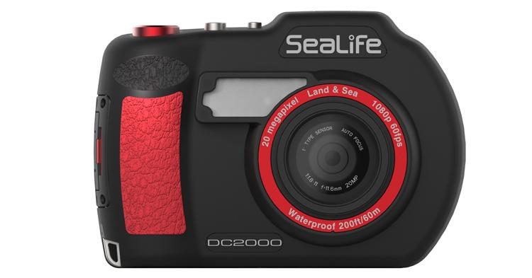 SeaLife DC2000 Compact Camera with Housing