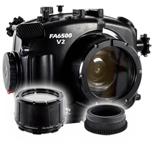 Fantasea a6300/a6500 bundle