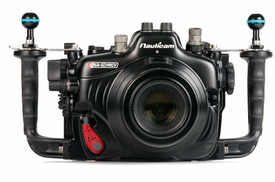 Canon 5D Mark IV and Nauticam Underwater Housing