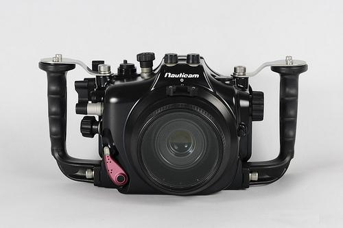 Nauticam T3i housing for the Canon 600D