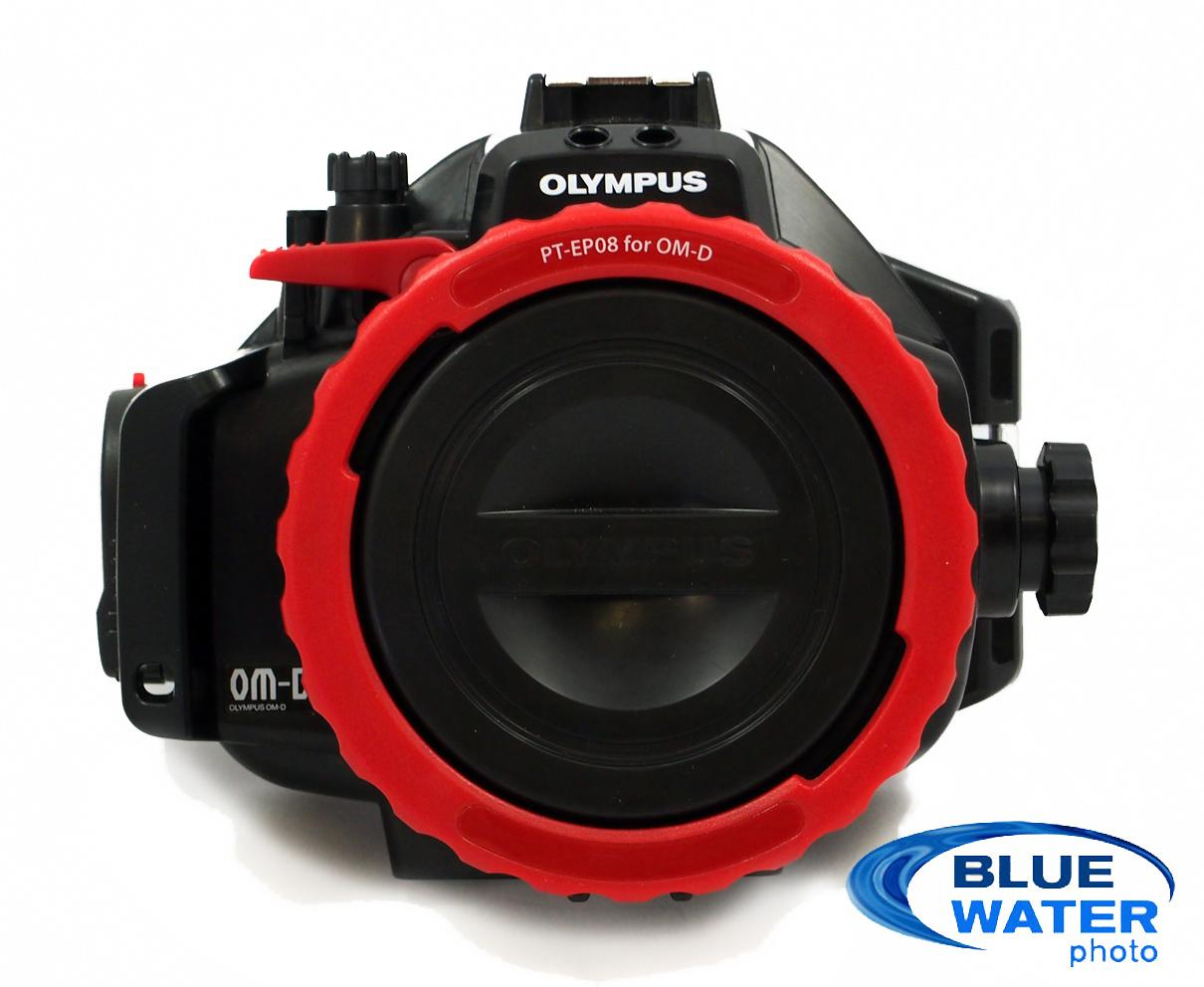 Olympus Pt Ep08 Housing For Om D E M5 Camera Bluewater Photo Video Mark Ii Kit Ed 12 40mm F 28 Pro